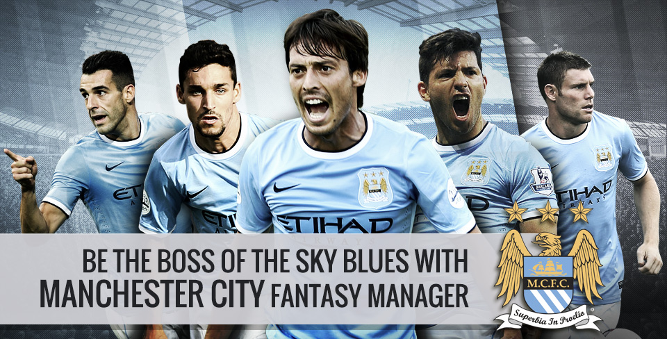 Manchester City Fantasy Manager