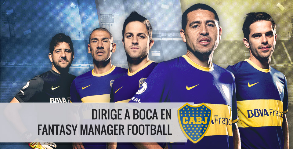 Boca Juniors Fantasy Manager 2014